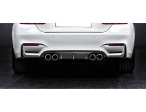 BMW E92 M4-Look Rear Bumper