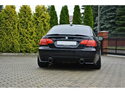 BMW E92 Meteor Rear Wing Extension