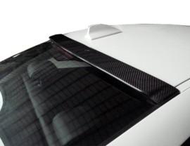 BMW E92 Speed Carbon Fiber Window Spoiler