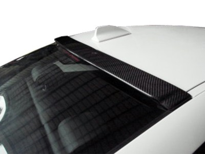 BMW E92 Speed Carbon Fiber Window Spoiler