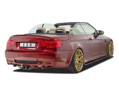 BMW E93 CSL-Style Trunk