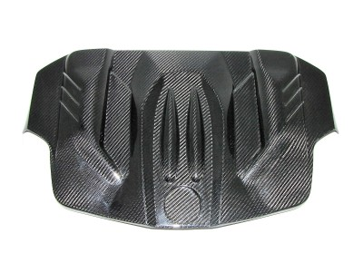 BMW F06 / F12 / F13 Supreme Carbon Fiber Engine Cover
