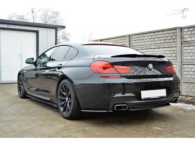 BMW F06 Gran Coupe Extensie Bara Spate MX