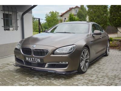 BMW F06 Gran Coupe Matrix Front Bumper Extension