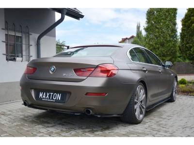 BMW F06 Gran Coupe Matrix Rear Bumper Extension
