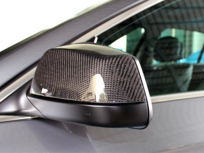 BMW F10 / F11 Exclusive Carbon Spiegel Abdeckungen