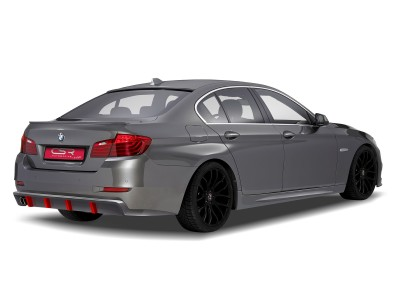 BMW F10 / F11 Facelift Crono Rear Bumper Extension