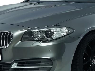 BMW F10 / F11 Facelift Crono Scheinwerferblenden