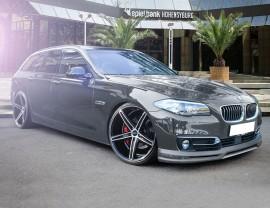 BMW F10 / F11 Facelift Enos Front Bumper Extension