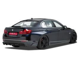 BMW F10 / F11 Facelift NewLine Rear Bumper Extension