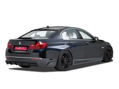 BMW F10 / F11 Facelift NewLine Rear Bumper Extension