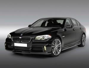 BMW F10 / F11 Katana Front Bumper Extension