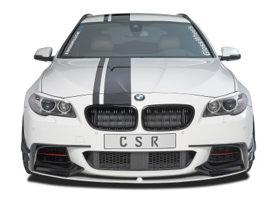BMW F10 / F11 M-Performance-Look Front Bumper Extension