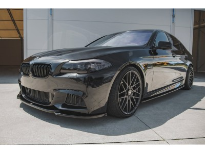 BMW F10 / F11 Meteor Front Bumper Extension