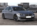 BMW F10 / F11 Saturn Front Bumper Extension