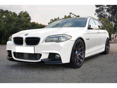 BMW F10 / F11 Sonic Front Bumper Extension