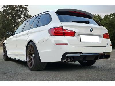 BMW F10 / F11 Sonic Rear Bumper Extension