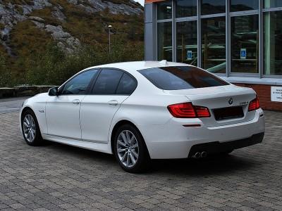 BMW F10 M-Sport Heckstossstange
