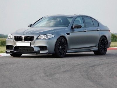 BMW F10 M5 Jade Frontansatz