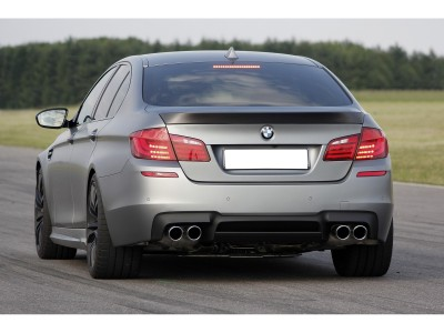 BMW F10 M5 Jade Rear Bumper Extension