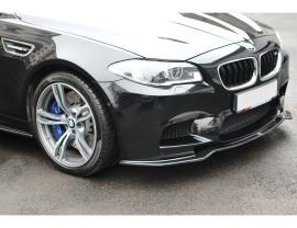 BMW F10 M5 Matrix Front Bumper Extension