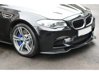 BMW F10 M5 Matrix Front Bumper Extension