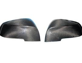 BMW F10 Speed Carbon Fiber Mirror Covers