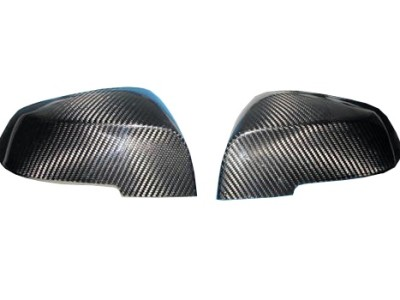 BMW F10 Speed Carbon Fiber Mirror Covers