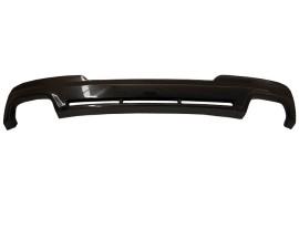 BMW F10 Speed Carbon Fiber Rear Bumper Extension