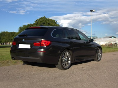 BMW F11 M-Sport Rear Bumper