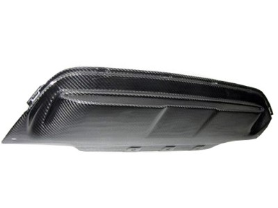 BMW F12 / F13 M6 F06-Style Carbon Rear Bumper Extension