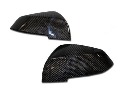 BMW F20 / F21 Capace Oglinzi Speed Fibra De Carbon