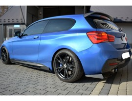 BMW F20 / F21 Facelift Drag Heckansatze