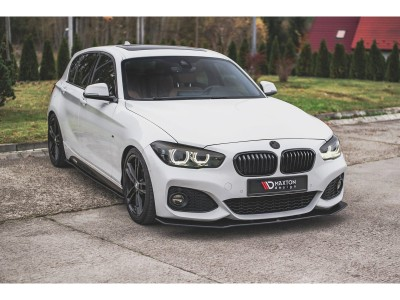 BMW F20 / F21 Facelift Extensie Bara Fata Matrix