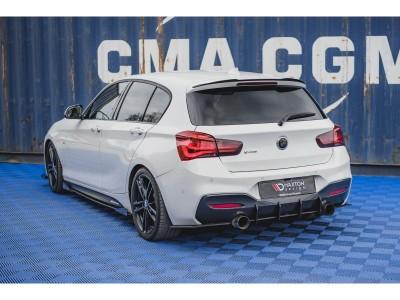 BMW F20 / F21 Facelift Extensie Bara Spate Matrix