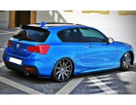 BMW F20 / F21 Facelift Master Heckansatz