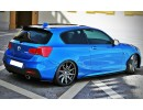 BMW F20 / F21 Facelift Master Rear Bumper Extension