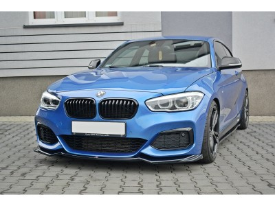 BMW F20 / F21 Facelift Master2 Front Bumper Extension