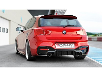 BMW F20 / F21 Facelift Meteor Rear Bumper Extension
