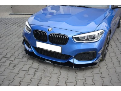 BMW F20 / F21 Facelift Racer Front Bumper Extension