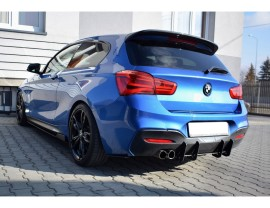 BMW F20 / F21 Facelift Racer Heckansatz
