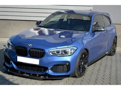 BMW F20 / F21 Facelift Racer2 Front Bumper Extension