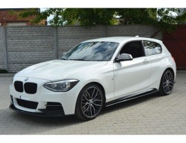 BMW F20 / F21 MX Frontansatz