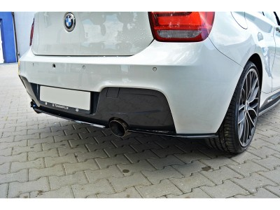 BMW F20 / F21 MX Rear Bumper Extension