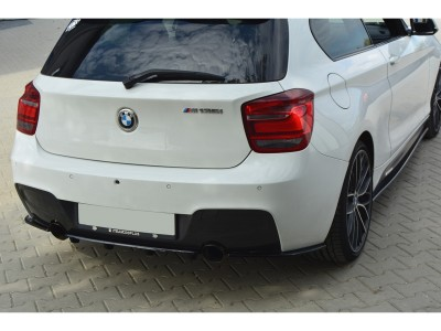 BMW F20 / F21 MX2 Rear Bumper Extension