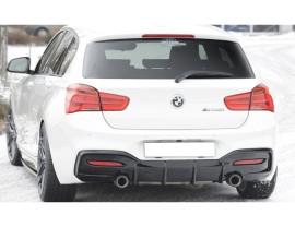 BMW F20 / F21 Razor Master Heckansatz