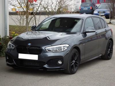 BMW F20 / F21 Recto Carbon Fiber Front Bumper Extension