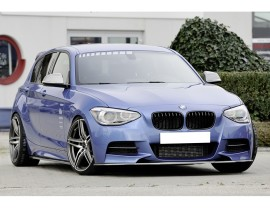 BMW F20 / F21 Rieger Front Bumper Extension