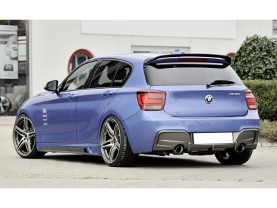 BMW F20 / F21 Rieger Rear Bumper Extension