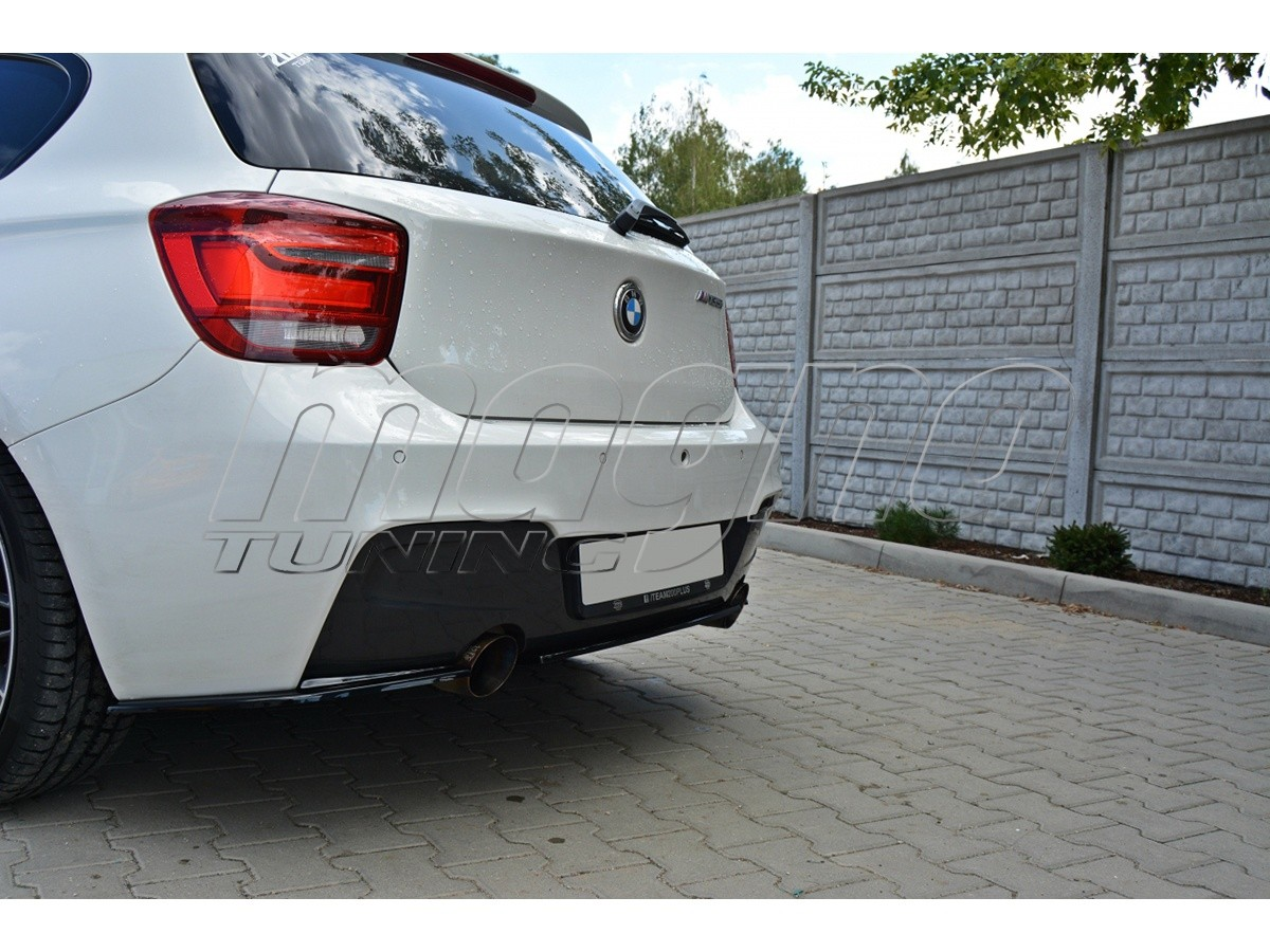 BMW F20 / F21 MX Heckansatz